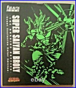 Figuarts Zero SUPER SAIYAN BROLY The Burning Battle Exclusive Color Edition SDCC