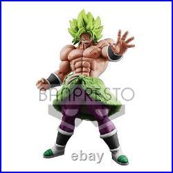 Figure Dragonball Super The Movie Broly Super Saiyan 30 CM King Clustar Statua 1