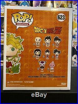 Funko POP! Animation Dragon Ball Z #623 Legendary Super Saiyan Broly 6 Chase