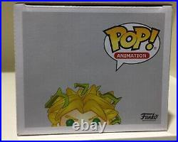 Funko POP! Dragon Ball Z 623 Legendary Super Saiyan Broly GitD CHASE Galactic