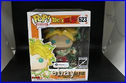 Funko POP! Legendary Super Saiyan Broly 6 Glow Chase GITD #623 Galactic Toys