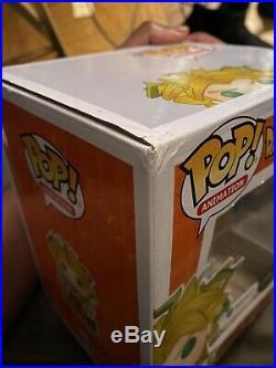 Funko Pop Animation #623 Dragon Ball Z 6 Super Saiyan Broly Glow Chase Mint NIB