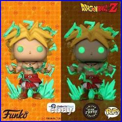 Funko Pop Animation Dragon Ball Z Legendary Super Saiyan Broly 6 Limited E