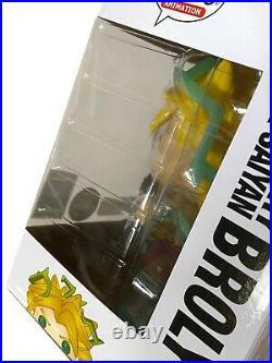 Funko Pop! DBZ#623 CHASE GITD Legendary Super Saiyan Broly GalacticToys Excl HTF