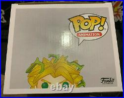 Funko Pop! DragonBall Z Legendary Super Saiyan Broly #623 GITD CHASE