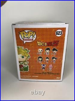 Funko Pop! Dragon Ball Z Legendary Super Saiyan Broly Exclusive Action Figure