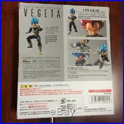 IN STOCK! Bandai S. H. Figuarts DragonBall Z BROLY SUPER SAIYAN GOD SSGSS VEGETA