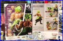 IN STOCK Bandai S. H. Figuarts Super Saiyan Broly Full Power Dragon Ball Super SHF
