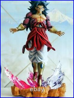 IN STOCK DBZ-JHF-DragonBall-Z-Super-Saiyan-4-BROLY-BROLI-Resin-Statue-figure