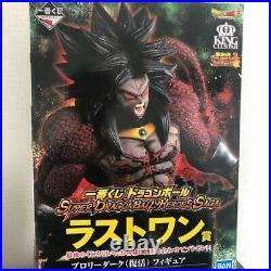 Ichiban Kuji DragonBall SUPER SAGA Broly Dark Super Saiyan4 LASTONE New JP