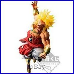 Ichiban Kuji Dragon Ball Super Saiyan Last One A H Figure Set Broly Goku Gohan