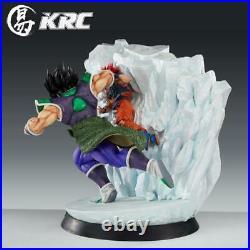 KRC Studio DragonBall DBZ Saiyan Broli VS Goku GK Collector Resin Limit Statue