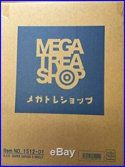 MEGAHOUSE Dimension of Dragon Ball Z D. O. D Figure Super Saiyan 3 BROLY NEW JAPAN