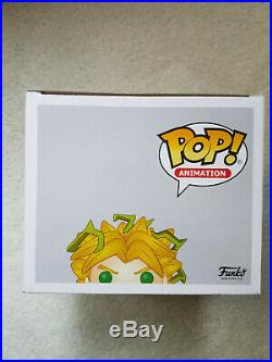 MINT Funko Pop! GITD CHASE Legendary Super Saiyan Broly #623 POP PROTECTOR