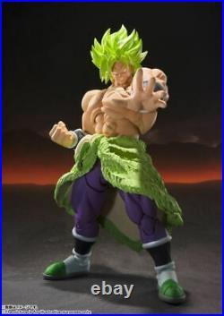 NEW! Bandai Tamashii Nations S. H. Figuarts Dragon Ball Super Super Saiyan Broly