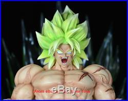 OI Studio Anime Dragon Ball Super Saiyan Broli Colors GK Figure Pre-order