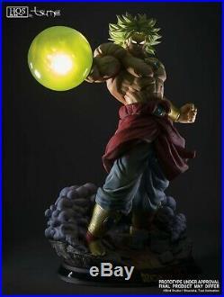PRE ORDER Broly Legendary Super Saiyan King of Destruction Version HQS+ by Tsume