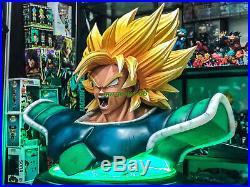 Pre-Order Dragon Ball Z Broly 1/1 Bust Super Saiyan Legendary GK WUKONG Studio