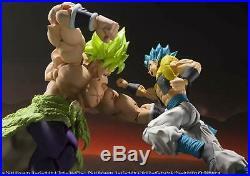 Premium S. H. Figuarts Super Saiyan Broly Full Power Dragon Ball Figure Bandai New