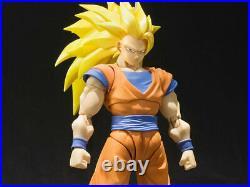 Presale SH Figuarts Super Saiyan 3 Goku Dragonball SS3 SSJ3 Z God 4 Figure Broly