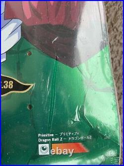 Primitive Skateboard Dragonball Z Super Saiyan Broly Deck rare limited DBZ