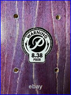 Primitive Skateboard Dragonball Z Super Saiyan Broly Lemos Deck limited DBZ New