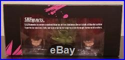 SDCC 2018 Bluefin Super Saiyan Broly SH Figuarts Dragon Ball Z DBZ BanDai Saiyan