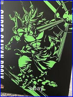 SDCC 2020 Tamashii Super Saiyan Broly SH Figuarts Event Exclusive Color Edition