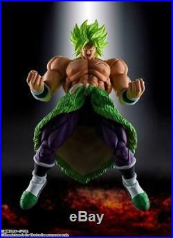 S. H. FIGUARTS Dragon Ball Super Super Saiyan Broly Full Power