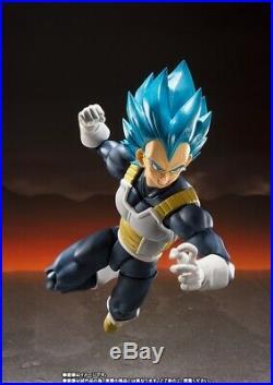 S. H. Figuarts Dragon Ball Super Broly SUPER SAIYAN GOD SUPER SAIYAN VEGETA BANDAI