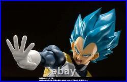 S. H. Figuarts Dragon Ball Super Broly SUPER SAIYAN GOD SUPER SAIYAN VEGETA USED