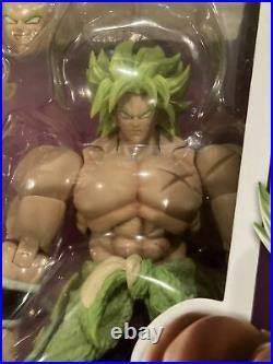 S. H. Figuarts Super Saiyan Broly Full Power Dragon Ball Figure
