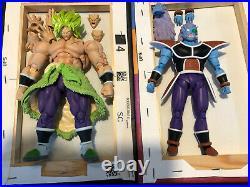 S. H. Figuarts Super Saiyan Broly Full Power Dragon Ball Z Bandai Tamashii Nations
