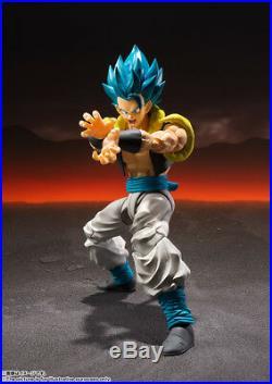 S. H. Figuarts Super Saiyan God Gogeta vs Super Saiyan Broly full power set