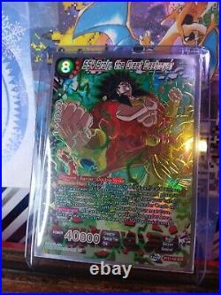 Ss4 Broly The Great Destroyer Super Saiyan 4 Broly Dragon Ball Super TCG