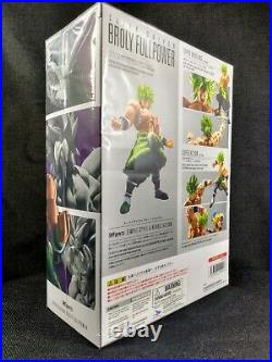 Tamashi Nations S. H. Figuarts Dragon Ball Super Saiyan Broly Full Power MISB