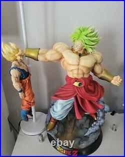 Tsume HQS Plus + Broly Legendary Super Saiyan Dragon Ball Z Authentic! USA