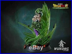 Xin Studio DragonBall Z 50CM Broly Super Saiyan Broli Broly Resin Figure Statue